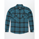 VALOR Jackie Mens Flannel Shirt