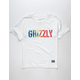 GRIZZLY Acid Test Boys T-Shirt