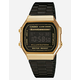 CASIO Vintage Collection A168WEGB-1B Watch