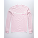 DIAMOND SUPPLY CO. OG Script Pink Mens T-Shirt