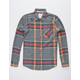 VSTR Biff Mens Flannel Shirt