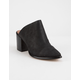 REPORT Tisha Womens Heeled Mules