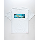 DIAMOND SUPPLY CO. Citrine Box Logo Boys T-Shirt