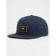 VANS Fiske Navy Mens Snapback Hat