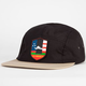 FLY SOCIETY Fly Lo Mens 5 Panel Hat