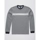 HUF Latitude Mens Knit T-Shirt