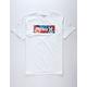 HURLEY Tropics Mens T-Shirt