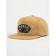 BRIXTON Waylon HP Mens Snapback Hat