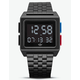 ADIDAS ARCHIVE M1 Black, Blue & Red Watch