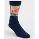 RICHER POORER Mahalo Mens Crew Socks