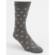 RICHER POORER Pineapple Mens Crew Socks