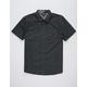 VOLCOM Frequency Dot Black Mens Shirt