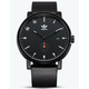 ADIDAS DISTRICT_LX2 All Black & White & Orange Watch
