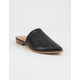 REPORT Ira Black Womens Mules