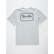 BRIXTON Grade Heather Mens T-Shirt