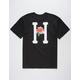 HUF Bara Flower Classic Mens T-Shirt