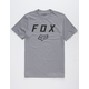 FOX Legacy Moth Heather Boys T-Shirt