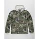 PRIMITIVE 2-Fer Camouflage Mens Coach Jacket