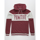 PRIMITIVE League Paneled Mens Hoodie