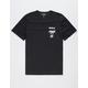 FOX Traktion Black Mens T-Shirt