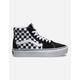 VANS Sk8-Hi Platform 2.0 Checkered Womens Shoes