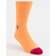 RICHER POORER Dude Mens Crew Socks