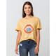 AMUSE SOCIETY Be Kind To Your Mother Womens Tee