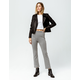 AMUSE SOCIETY Peggy Womens Crop Trouser Pants