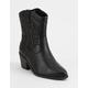 SODA Short Womens Cowboy Boots