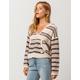 BILLABONG Baja Beach Cream Womens Hooded Sweater