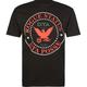 DTA 2 Tone Crest Mens T-Shirt