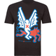 ALIEN WORKSHOP Keith Haring Batdog Mens T-Shirt