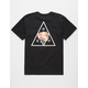 HUF Memorial Triangle Mens T-Shirt
