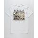RIOT SOCIETY Skeleton Samurai Mens T-Shirt