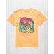 NEFF Paradise Cove Cantalope Mens T-Shirt