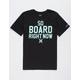 HURLEY So Board Black Boys T-Shirt