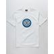 INDEPENDENT Hollow Cross Mens T-Shirt