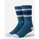 STANCE Boyd 4 Blue Mens Crew Socks
