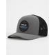 HURLEY Swell Black Mens Trucker Hat