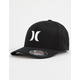 HURLEY One & Only Black & White Mens Hat