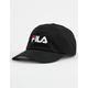 FILA Logo Mens Strapback Hat