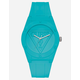 GUESS U0979L10 Turquoise Watch