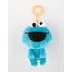 SESAME STREET Cookie Monster Backpack Clip