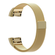 ELEMENT WORKS Milanese Loop Gold Fitbit Charge 2 Band