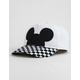 DISNEY x Vans Checkerboard Mickey Womens Strapback Hat