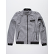 MEMBERS ONLY Iconic Racer Mens Jacket