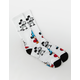 DISNEY x Vans Mickey Through The Ages Mens Crew Socks