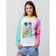 DISNEY x Vans Hyper Minnie Womens Sweatshirt