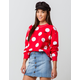 DISNEY x Vans Minnie Womens Sweatshirt