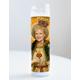Golden Girls Rose Prayer Candle